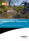 Surface Water Monitoring (Reagent-free measurement of COD, Nitrate and Nitrite)