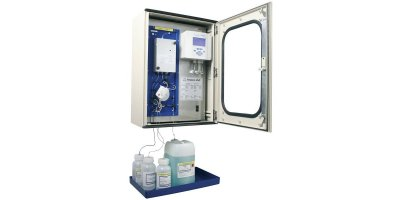 WTW TresCon Uno - Single Parameter Analyzer System