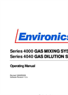 Series 4000/4040 User Manual Brochure