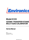 Series 6103 Service Manual Brochure