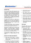 Environics - Series 2020 - Computerized Gas Dilution System Brochure