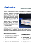 Environics - Series 4000 - Multi-Component Gas Mixing System Brochure