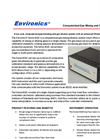 Environics - Series 4020 - Computerized Gas Mixing and Gas Dilution System Brochure