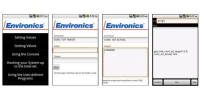 Environics - Mobility Suite Software