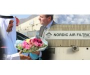 Nordic Air Filtration Opens Plant in The United Arab Emirates