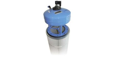 Domino - Mini Tank for Pneumatic Cleaning of Cartridge Filters
