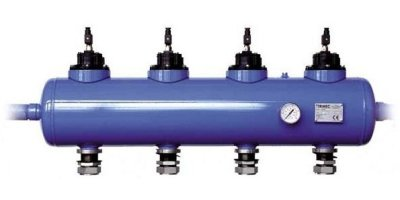 Nordic - Header Tanks for Pulse Cleaning