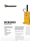 BCB2003 - Extract Pack Vertical Baler – Brochure