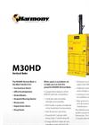 M30HD - Vertical Baler – Brochure