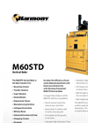 M60STD - Vertical Baler Brochure