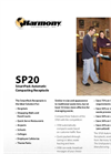 SmartPack SP20 Indoor/Outdoor Automatic Compactor - Brochure
