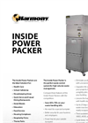 Harmony 700SS Indoor Packers - Brochure