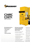 Harmony C36RC/C36TC Indoor Packer - Brochure