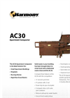 Harmony AC30 Indoor Packer Compactor - Brochure