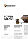 Harmony P4FL Outdoor Packer - Brochure