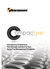 Compactyre Indoor/Outdoor Tire Compactor - Brochure