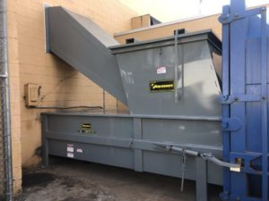 Industrial Compactors for Commercial Use