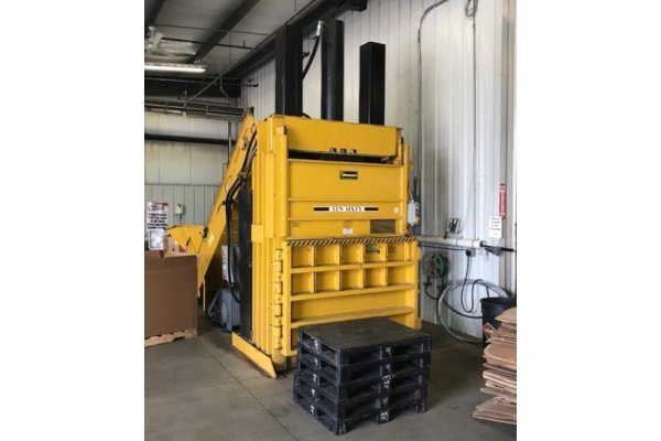 Automatic Vertical Baler-3