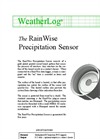 RainWise - PS - Precipitation Detector Datasheet