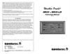 Weather Oracle - MKIII & MKIII-LR - Instruction Manual