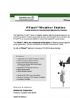 PVmet - 200 - Commercial Model Solar Panel Monitors Data Sheet