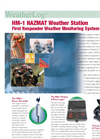 HAZMAT - HM-1 - Weather Station Datasheet