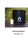 RainLog - Model 2.0 - Rainfall Data Logger - Instruction Manual