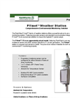 PVmet - Model 75 - Weather Station - Datasheet