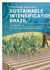 Sustainable Intensification Agenda - Brochure