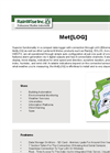 Met[LOG] Compact Data Logger - Brochure