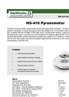 Model MS - 410 - Pyranometer - Brochure
