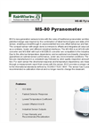 Model MS - 80 - Pyranometer - Brochure