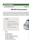 Model MS - 602 - Pyranometer Brochure