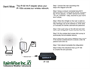 Model IP-100 Wi-Fi Adapter Set Up Diagram