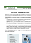 MKlll-LR Weather Station - Datasheet