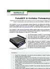 RainWise TeleMET - Model II - Cellular Telemetry Unit - Datasheet