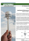 Model CV7 - Ultrasonic Wind Sensors - Brochure