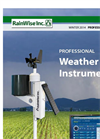 Full Professional Weather Instruments Catalog