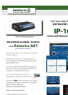 RainWise  - IP-100 - Internet Network Interface - Catalogue