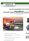 HazMat - Portable Wireless Environmental Monitor - Catalog