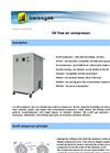 LNI - Oil Free Scroll Air Compressor Brochure