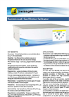 Sonimix - Model Sx 2106 - Gas Divider Brochure