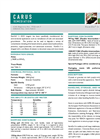 RemOx S ISCO Reagents - Datasheet