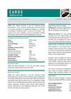 IXPER 75C Calcium Peroxide Datasheet