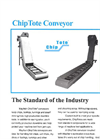 Chip-Tote Chip Conveyor Brochure