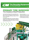 Primary Shredder Product Sheet