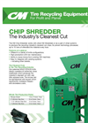 Chip Shredder Product Sheet