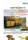 Brochure EuRec S 16 Shredder