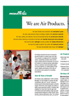 Air Products Overview brochure (PDF 156 KB)