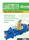 Bigro - Medium Volume Baler Brochure